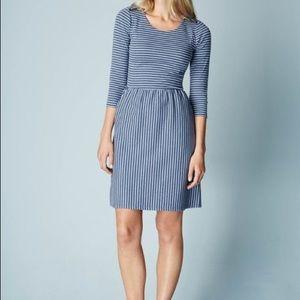 Boden Janie Day Dress w/Pockets